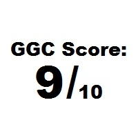 GGC Score: 9 out of 10