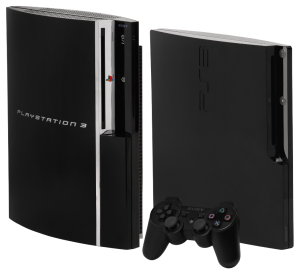 PS3 Phat & Slim