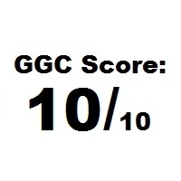 GGC Score: 10 out of 10