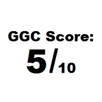 GGC Score: 5 out of 10
