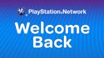 PSN Welcome Back