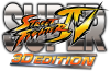 Super Street Fighter IV: 3D Edition Logo