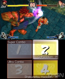 SSFIV: 3D Edition Screenshot