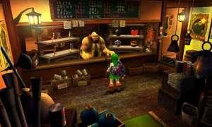 Ocarina of Time 3D Screenshot