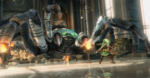 Zelda HD Wii U Demo Screenshot