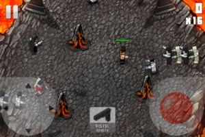 Boxhead: Zombie Wars Screenshot