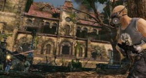 Uncharted 3 Multiplayer Beta Screenshot